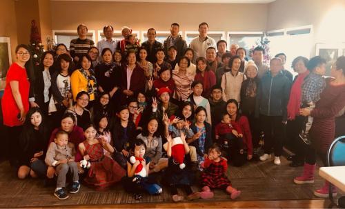 2017/12/17 聖誕歡慶合照